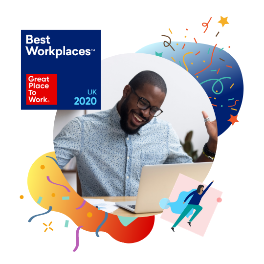 man-in-shirt-hands-raised-laptop-best-workplaces-nomination